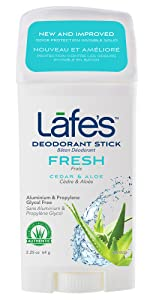 Lafe's Fresh Deodorant Stick
