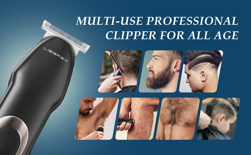 hair clipper for whole family