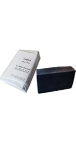 Japanese Binchotan Charcoal Shampoo Bar
