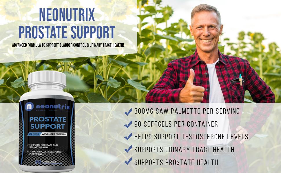 Neonutrix Prostate Support