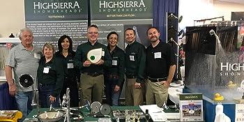 High Sierra Showerheads Team
