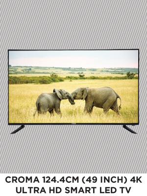 4K Ultra-HD LED Smart TV