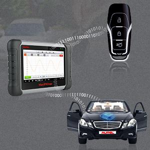 MP808K Automotive Diagnostic Scanner Car Scan Tool Key Fob Programming