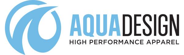 Women's Full Zip Long Sleeve Rash Guard: Front Zipper Swim Shirt by Aqua Design