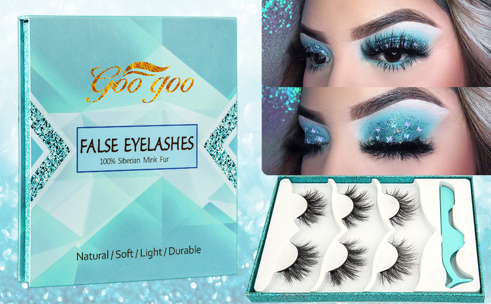 mink lashes matural daily wear