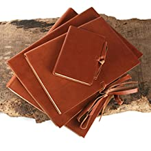 Rustico leather journal