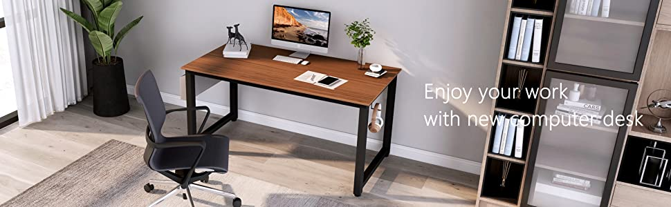 Cubiker, modern design computer desk