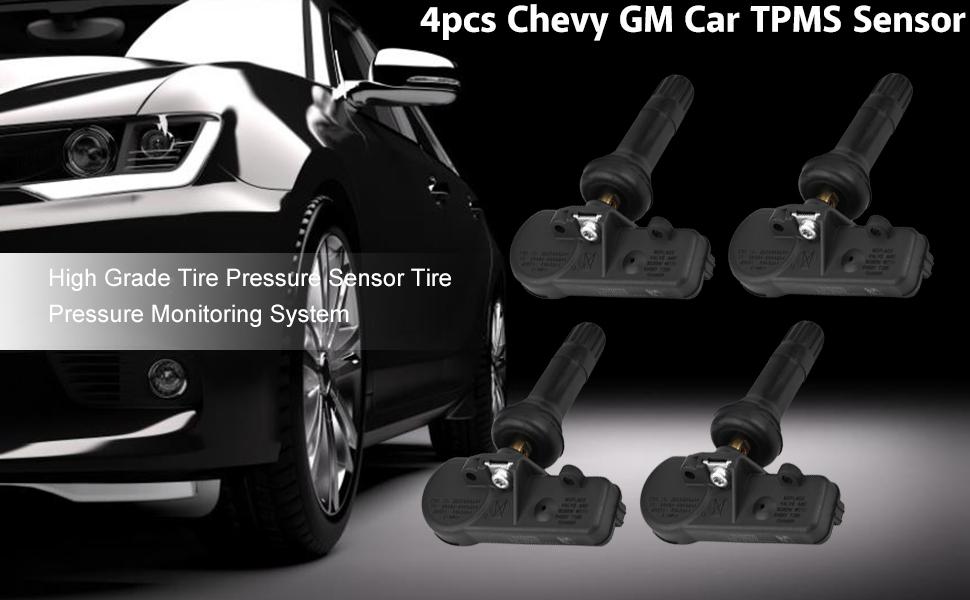 Car Tire Internal Sensor TPMS Internal Sensor Tire Pressure ...