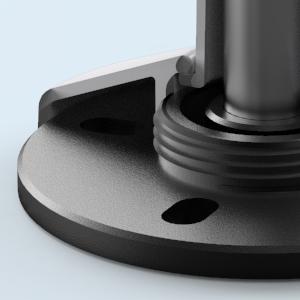Metalen wandhouder voor Arlo/Arlo Go/Arlo Pro/Arlo Pro 2/Arlo HD/Arlo Ultra/Arlo Light