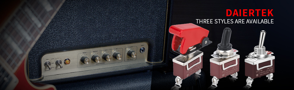 Safety Toggle Switch