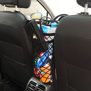 car mesh organizer
