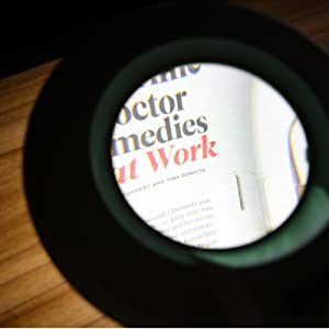 floor magnifier lamp on wheels