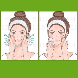 Cleanse Clean Face Before Use
