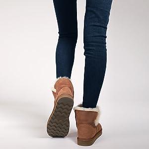 outdoor slipper coquette slipper