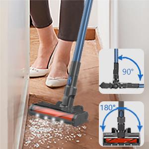 lightweight vacuum cordless