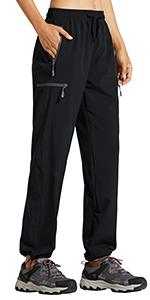 women's hiking cargo pants