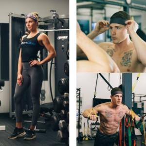Fitness Headbands for Women & Men