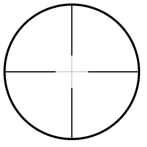 Hawke 14225 Zielfernrohr Vantage 3-9×40 AO Mil Dot IR