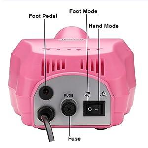 Electric Manicure Kit