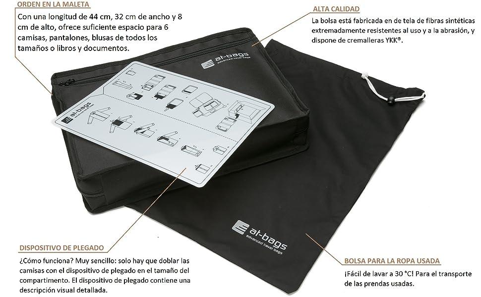 at-bags advanced travel bags Bolsas de Viaje avanzadas at-Bags ...