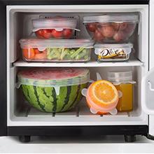Silicone Stretch Lids Insta Lids Instalids-refrigerator