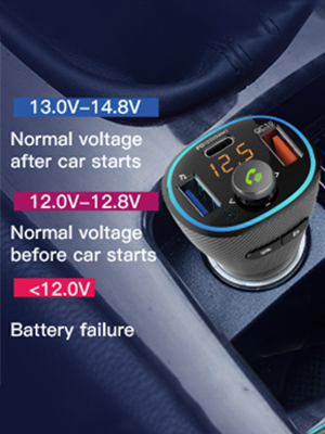 Bluetooth Car Adapter Transmitter