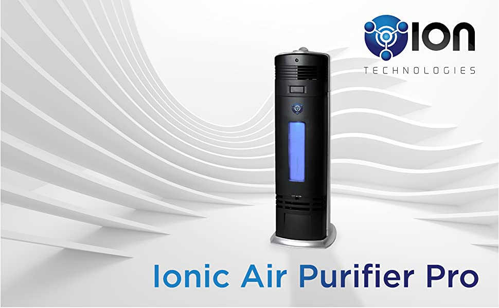 Ionic air purifier pro