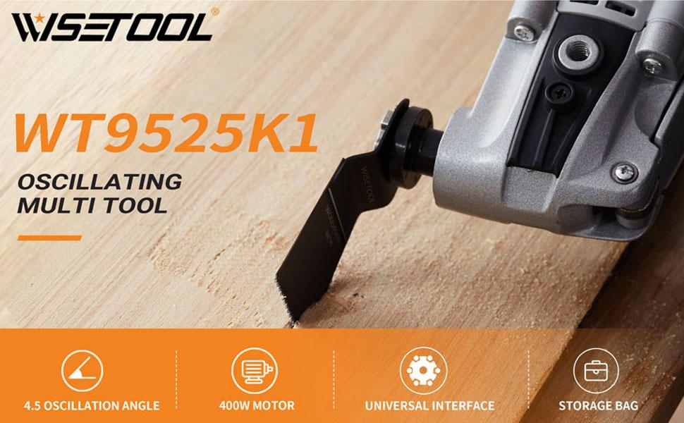 Oscillating Multi Tool