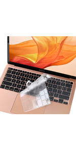 Keyboard Cover for Macbook Air 13 A2179 A2337