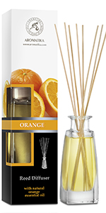 Reed Oil Diffuser Scented Reed Diffuser Fragrance Lemongrass Pine Diffuser Gift Set Vanilla Signatur