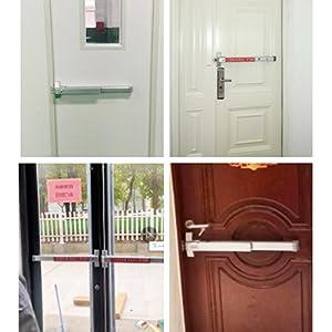 door push rod