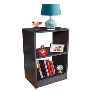 AAROORA Side End Table 2 shelf