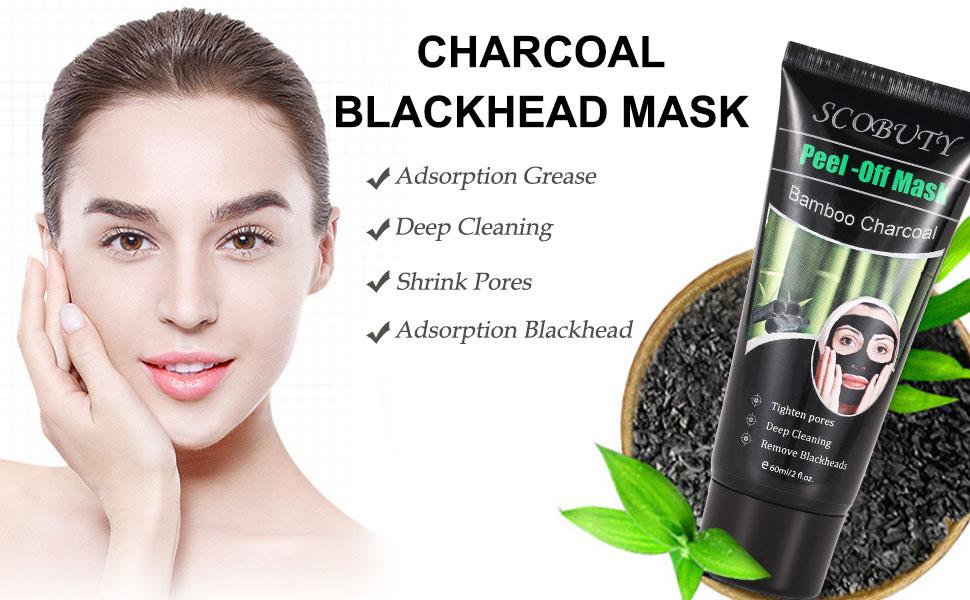 Masque Point Noirs
