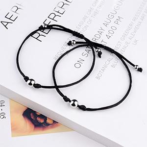 pinky promise bracelets