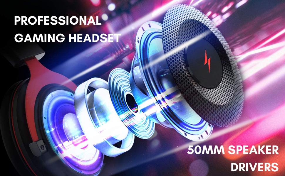 Gaming Headphonee