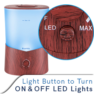 turn the lights on/off easily
