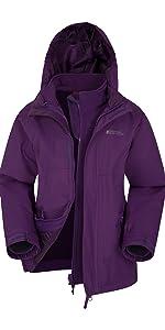 boys winter coats, jackets for girls, boys jackets, 3 in 1 jacket, 3 in one jacket, warm jacket