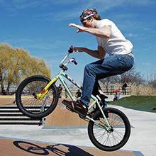 BMX Pedale
