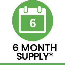 6 month supply