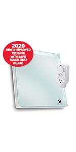 glass heat guard
