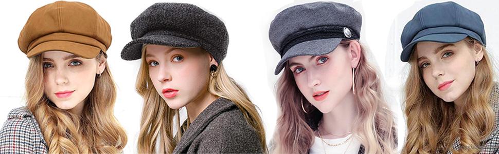 hattar för damer