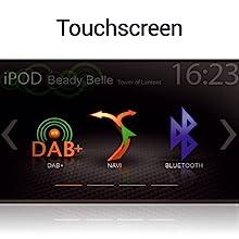 Z-N965: Kapazitiver Touchscreen
