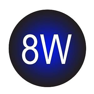 8w trasmissione potente 8 w