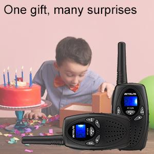 retevis RT628 walkie talkie for kids