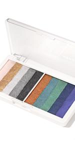 Curator Eye Palette Eyeshadow palette Eye shadow Makeup best Eye makeup Liquid Pigment Beauty