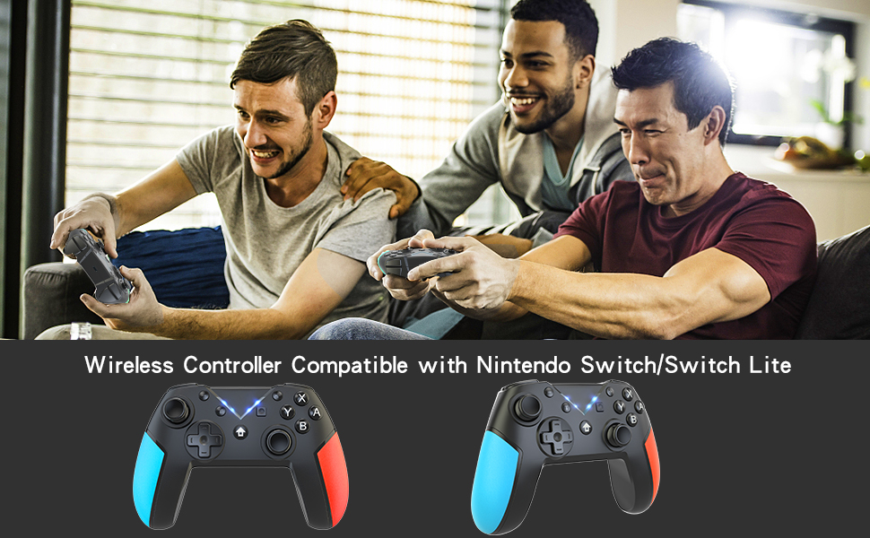 nintendo switch remote controller