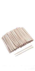 small wax sticks