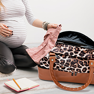 hospital bag for pregnant