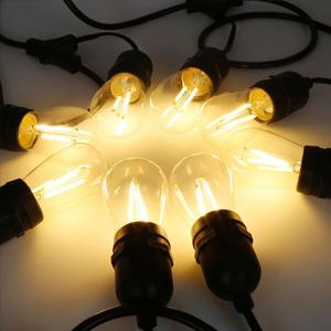 S14 outdoor string lights