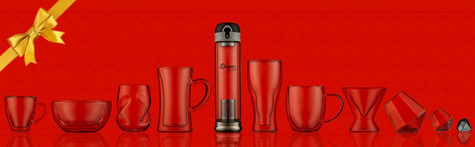 dragon glassware products
